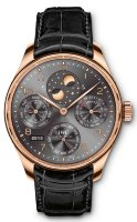 IWC Portugieser Perpetual Calendar Double Moon IW503404