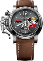 Graham Chronofighter Vintage Nose Art Ltd 2CVAS.A01A