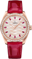 Seamaster Aqua Terra 150m Omega Co-axial Master Chronometer Ladies 38 mm 220.58.38.20.99.004