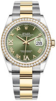 Rolex Datejust 36 Oyster m126283rbr-0012