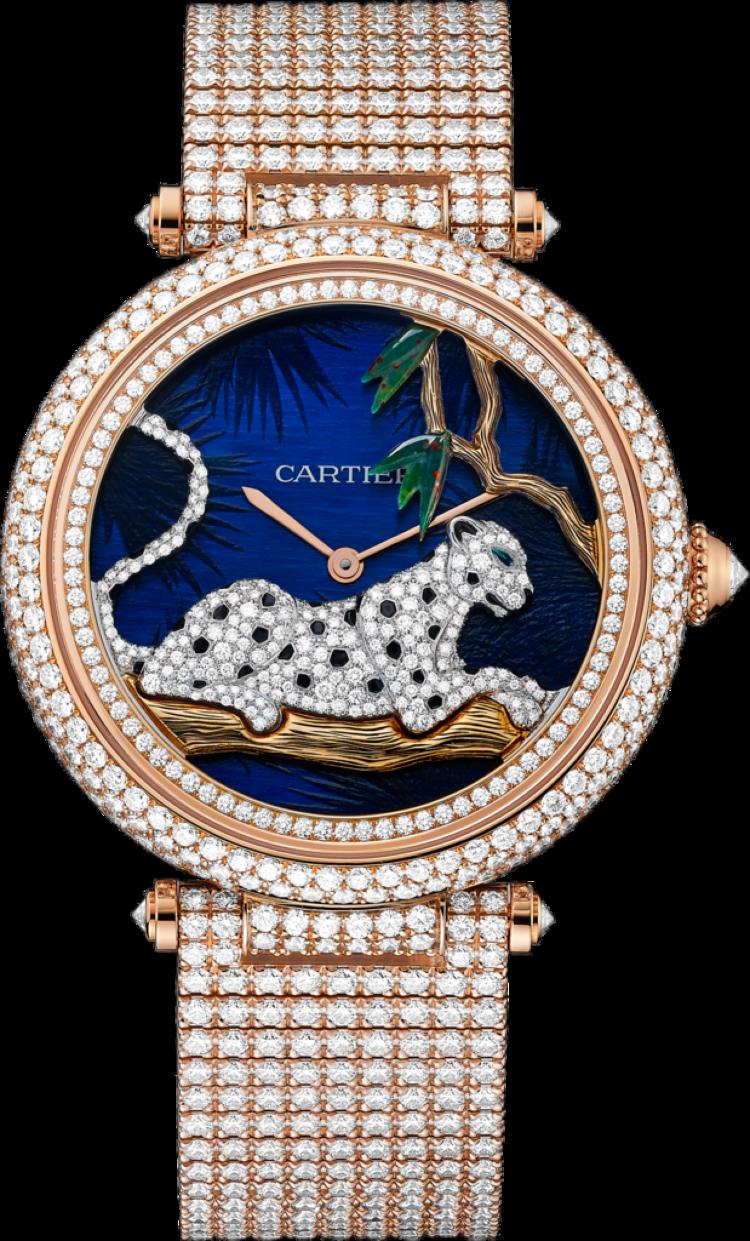 Cartier Rotonde De Watches Au