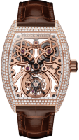 Franck Muller Grand Complications Fast Tourbillon 8889 TF SQT BR D7 rose gold