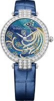 Harry Winston Premier Precious Peacock Automatic 36mm PRNAHM36WW026