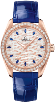 Seamaster Aqua Terra 150m Omega Co-axial Master Chronometer Ladies 38 mm 220.58.38.20.99.005
