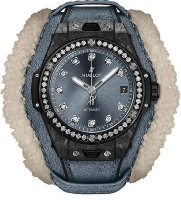 Hublot Big Band One Click Frosted Carbon Diamonds 465.qk.7170.vr.1204.alp18