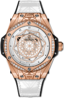 Hublot Big Bang One Click Sang Bleu King Gold White Diamonds 465.OS.2028.VR.1204.MXM19