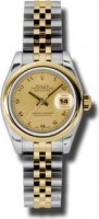 Rolex Datejust Ladies 179163 CHAJ