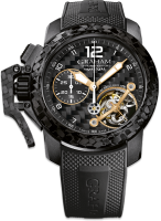 Graham Chronofighter Superlight Carbon Skeleton Tourbillograph 2CCBK.B35A