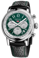 Chopard Classic Racing Mille Miglia Chronograph  British Racing Green 168589-3009