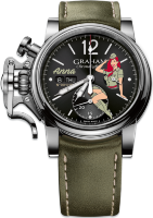 Graham Chronofighter Vintage Nose Art Ltd 2CVAS.B22A