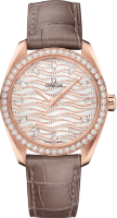 Seamaster Aqua Terra 150m Omega Co-axial Master Chronometer Ladies 38 mm 220.58.38.20.99.006