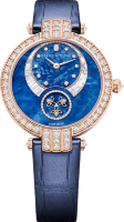 Harry Winston Premier Diamond Second Automatic 36mm PRNASS36RR001