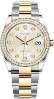 Rolex Datejust 36 Oyster m126283rbr-0014