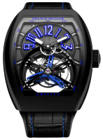 Franck Muller Grand Complications Graviti V 45 T GR CS BR NR blue