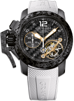 Graham Chronofighter Superlight Carbon Skeleton Tourbillograph 2CCBK.B35A.K102K