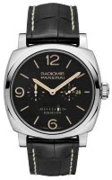 Officine Panerai Special Editions 2015 Radiomir 1940 Equation Of Time 8 Days Acciaio 48 mm PAM00516