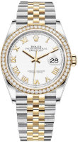 Rolex Datejust 36 Oyster m126283rbr-0015