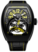 Franck Muller Grand Complications Graviti V 45 T GR CS BR NR yellow