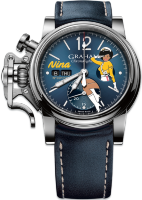 Graham Chronofighter Vintage Nose Art Ltd 2CVAS.U04A