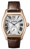 Cartier Tortue Large Date Small Seconds W1556234
