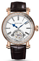 Speake-Marin Haute Horlogerie Magister Tourbillon 42 mm Red Gold With Baguette Diamonds PIC.10032