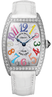 Franck Muller Ladies Collection Cintree Curvex 1752 QZ COL DRM D