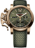 Graham Chronofighter Vintage Bronze 2CVAK.G02A