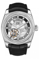 Roger Dubuis la Monegasque Tourbillon Large Date And Power Reserve Indicator RDDBMG0013