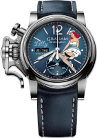 Graham Chronofighter Vintage Nose Art Ltd 2CVAS.U05A