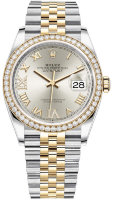 Rolex Datejust 36 Oyster m126283rbr-0017