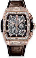 Hublot Spirit Of Big Bang King Gold Jewellery 42 mm 641.OX.0183.LR.0904
