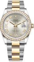 Rolex Datejust 36 Oyster m126283rbr-0018