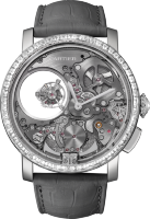 Rotonde de Cartier Minute Repeater Mysterious Double Tourbillon Watch HPI01102