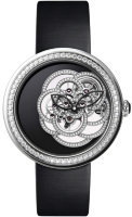 Chanel Mademoiselle Prive Camelia Skeleton Watch H5471