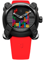 Romain Jerome Collaborations Moon Invader Tetris-DNA RJ.M.AU.IN.010.01
