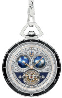 Montblanc Collection Villeret Tourbillon Cylindrique Pocket Watch Limited Edition 112586