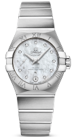 Omega Constellation Co-Axial Master Chronometer Small Seconds 27 mm 127.10.27.20.55.001