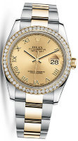 Rolex Oyster Perpetual Datejust 36 m116243-0028