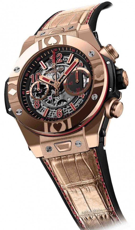 часы hublot king power ayrton senna