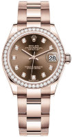 Rolex Datejust 31 Oyster m278285rbr-0012