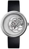 Chanel Mademoiselle Prive Camelia Skeleton Watch H5945