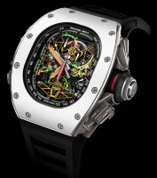 Richard Mille Turbillon RM 50-02 ACJ