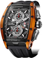 Cvstos Chronograph Challenge Pedrosa СP Orange Titanium