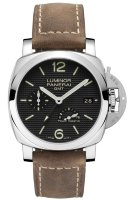 Officine Panerai Luminor 1950 3 Days GMT Power Reserve Automatic Acciaio PAM00537