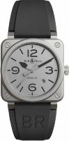 Bell & Ross Instruments Horoblack BR0392-GBL-ST/SRB