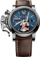 Graham Chronofighter Vintage Nose Art Ltd 2CVAS.U10A