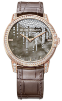 Harry Winston Midnight Diamond Stalactites Automatic 36 mm MIDAHM36RR001
