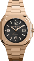 Bell & Ross Instruments BR 05 Gold BR05A-BL-PG/SPG