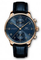 IWC Portugieser Chronograph Boutique Edition IW371614