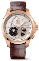 Girard-Perregaux Traveller Large Date Moon Phases And GMT Limited Edition Traveller John Harrison 49655-52-133-BBBA